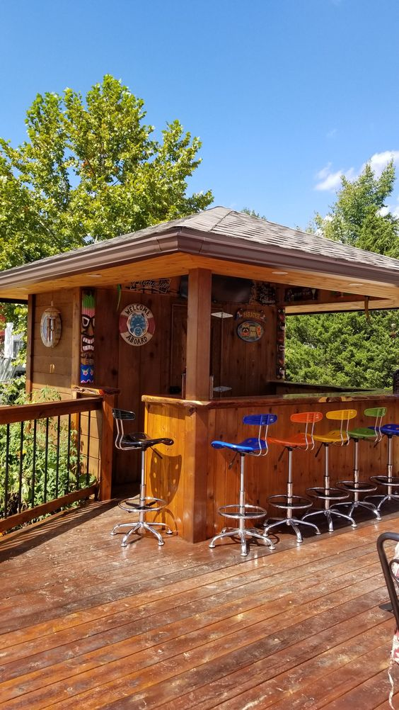 backyard bar ideas 10