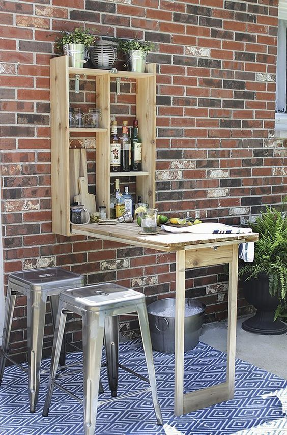 backyard bar ideas 12