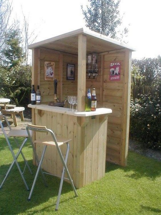 backyard bar ideas 19