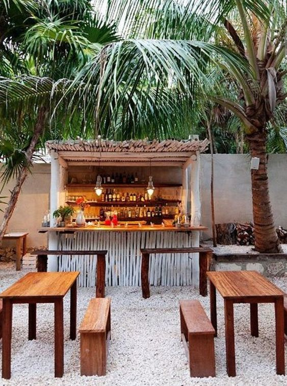 backyard bar ideas 21