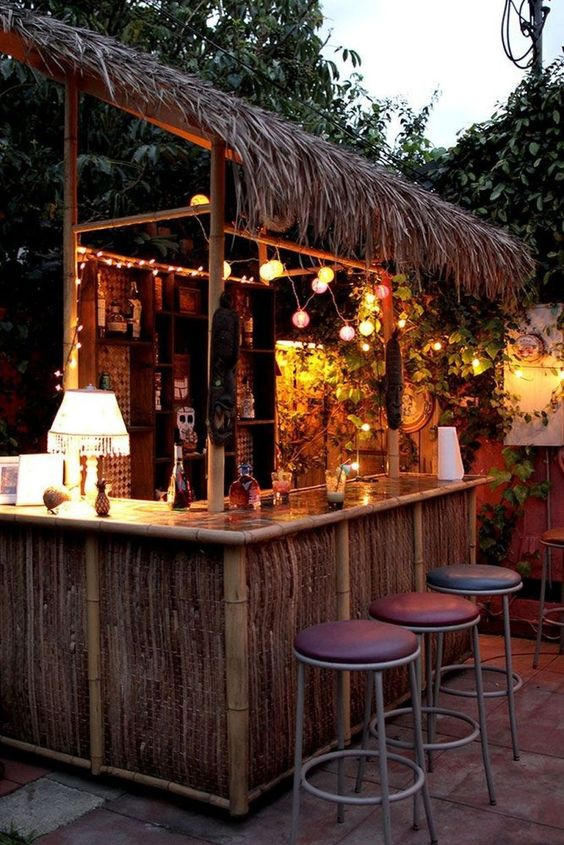 backyard bar ideas 24