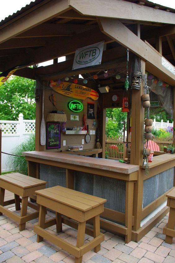 backyard bar ideas 8