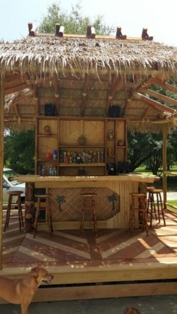 backyard bar ideas 9