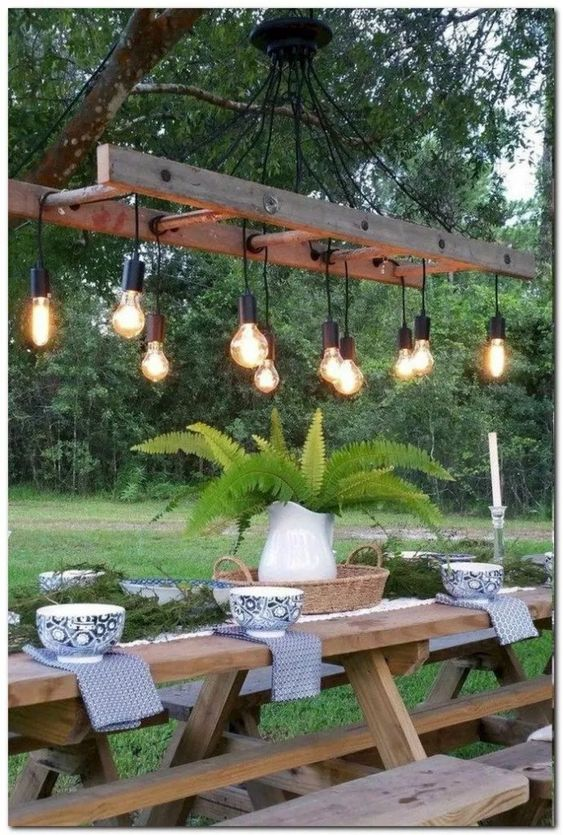 Backyard Dining Ideas: Make Your Own Signature