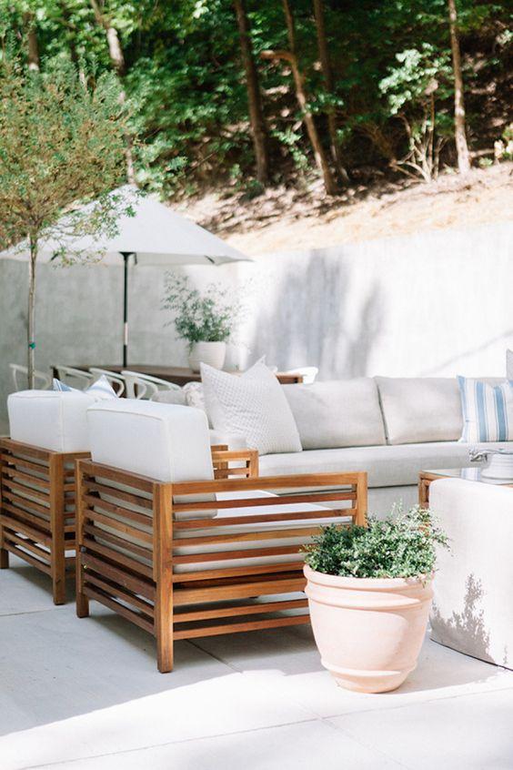 backyard furniture ideas 19