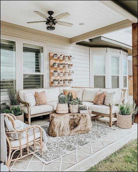 backyard furniture ideas 22