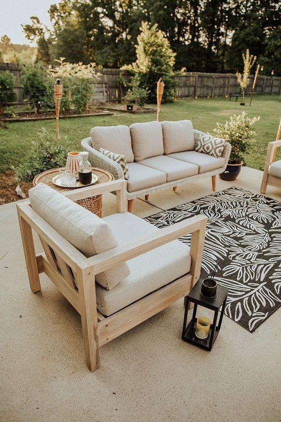 backyard furniture ideas 23