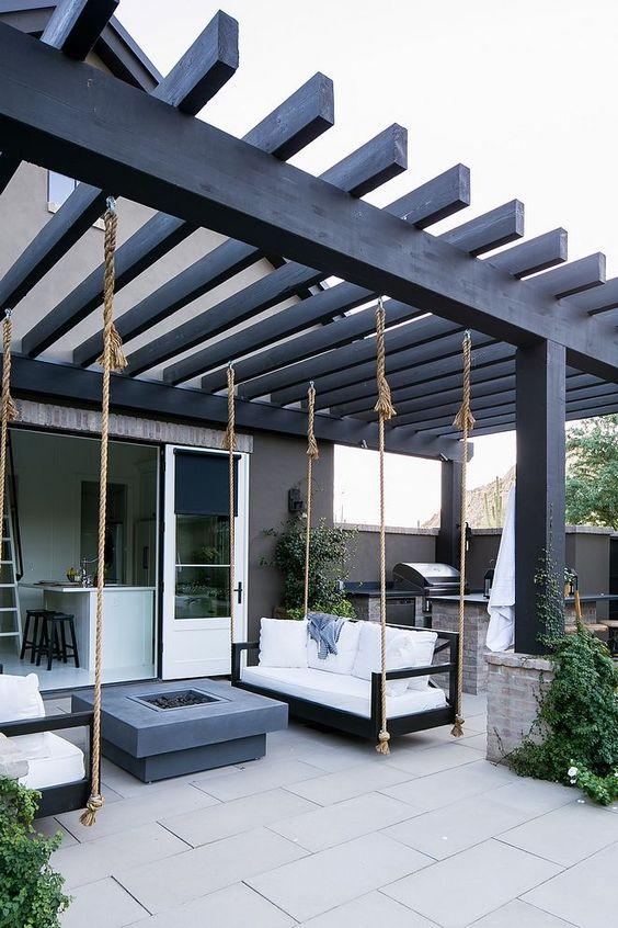 backyard furniture ideas 7