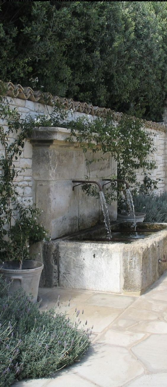 backyard water feature ideas 15