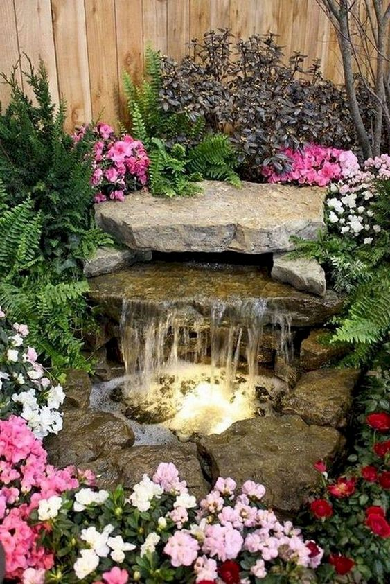 Backyard Water Feature Ideas: Petite Space Is Not A Problem