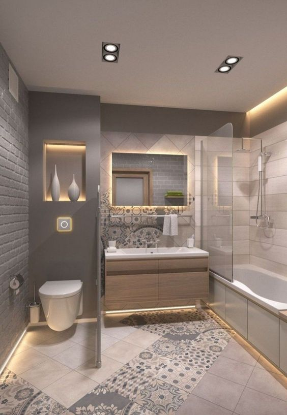 bathroom lighting ideas 21