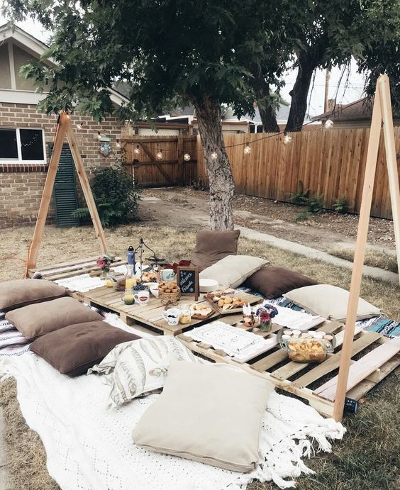 boho backyard ideas 12
