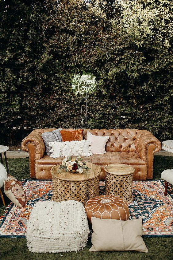 Boho Backyard Ideas: Family Friendly