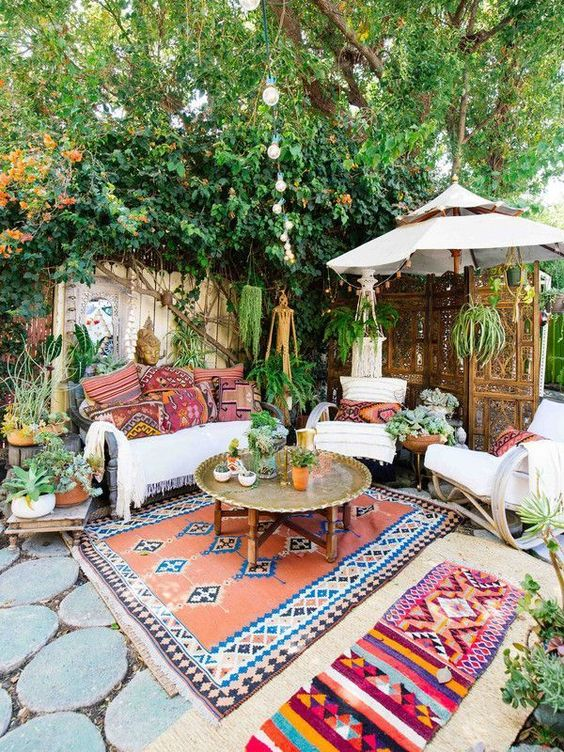 Boho Backyard Ideas: Make It Breathtaking