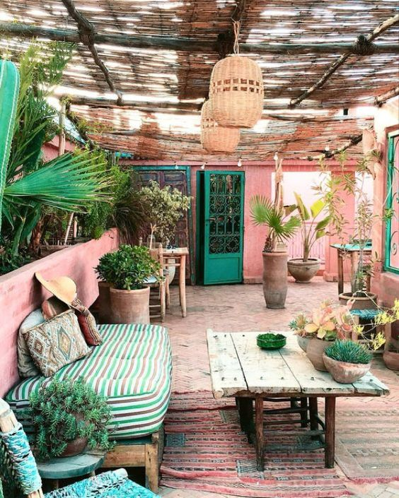Boho Backyard Ideas: Expose The Beauty