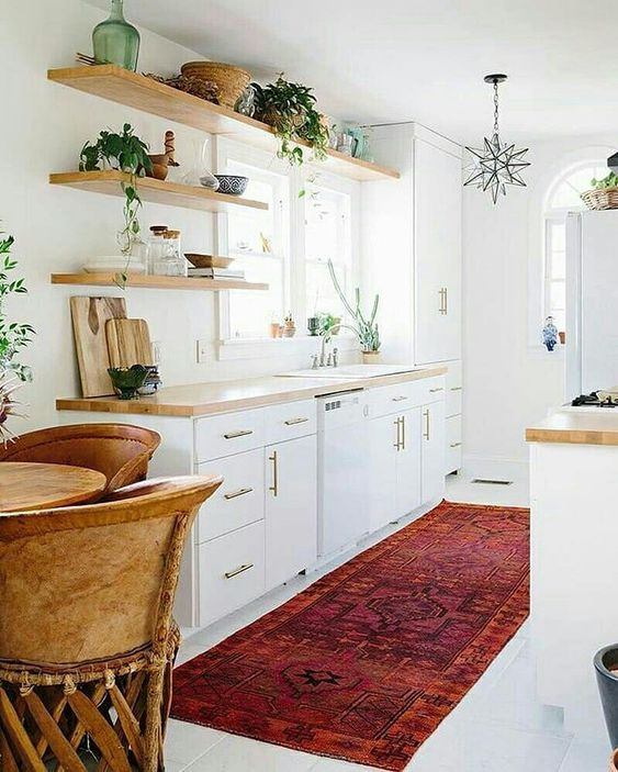 boho kitchen ideas 10
