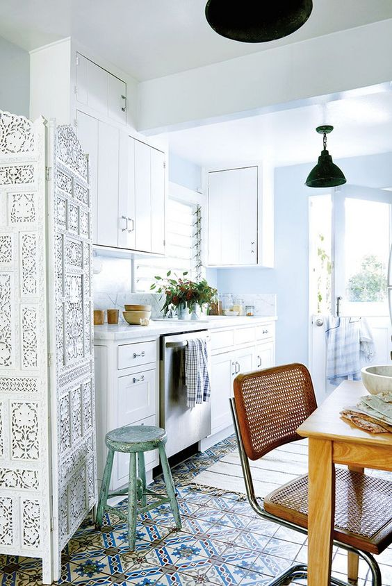 boho kitchen ideas 13