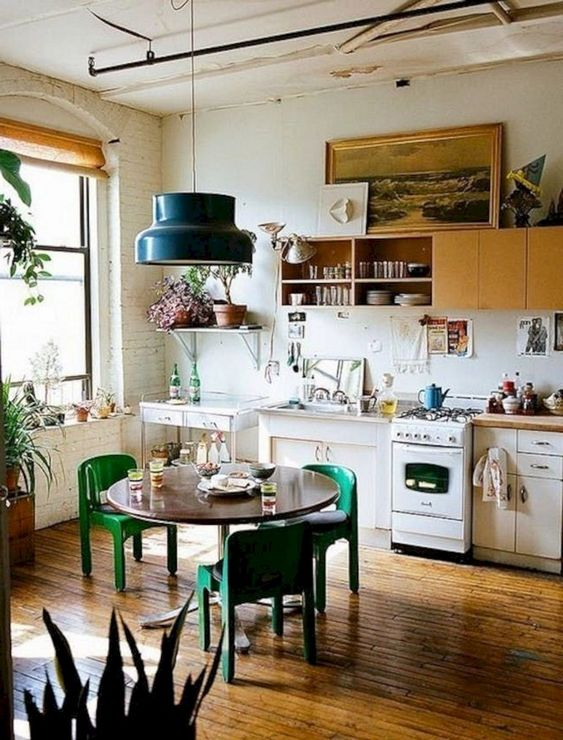 boho kitchen ideas 18