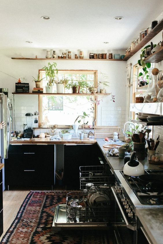 boho kitchen ideas 19