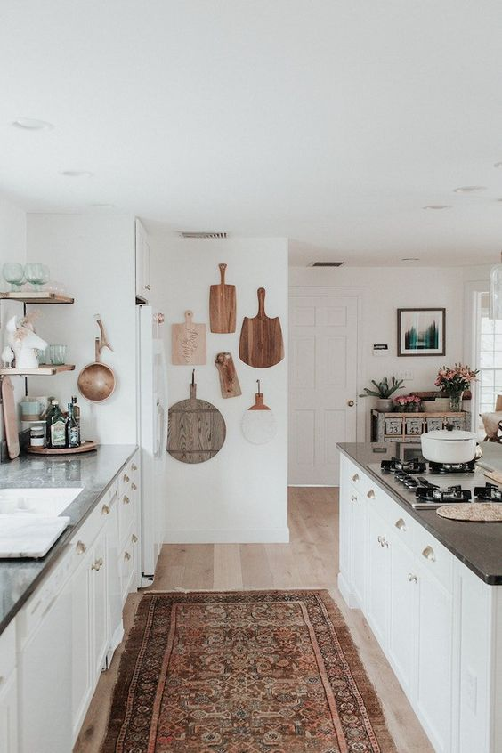 boho kitchen ideas 23