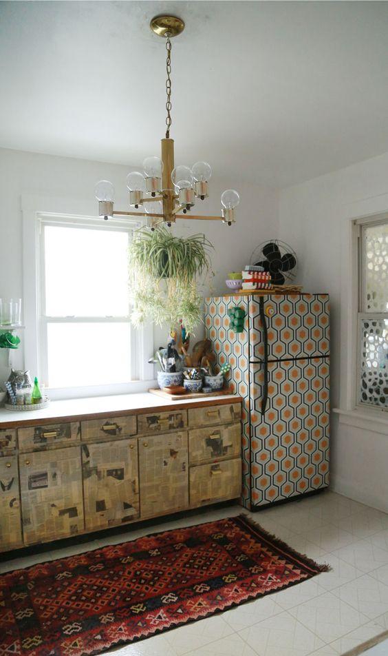 Boho Kitchen Ideas: Create A Bold Move