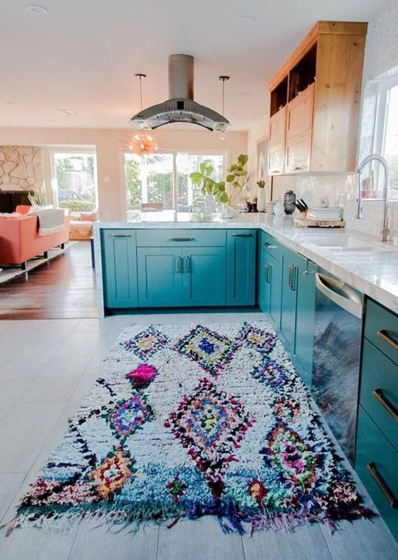 boho kitchen ideas 8