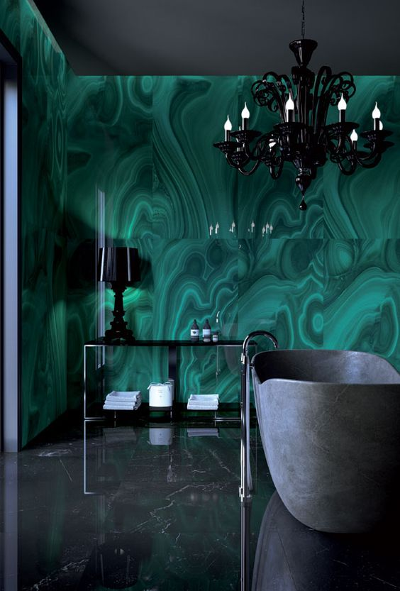 Green Bathroom Ideas: Jaw-Dropping Sight