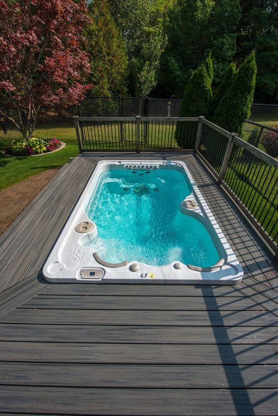 hot tub backyard 18