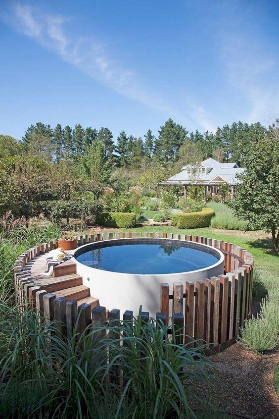 hot tub backyard 4