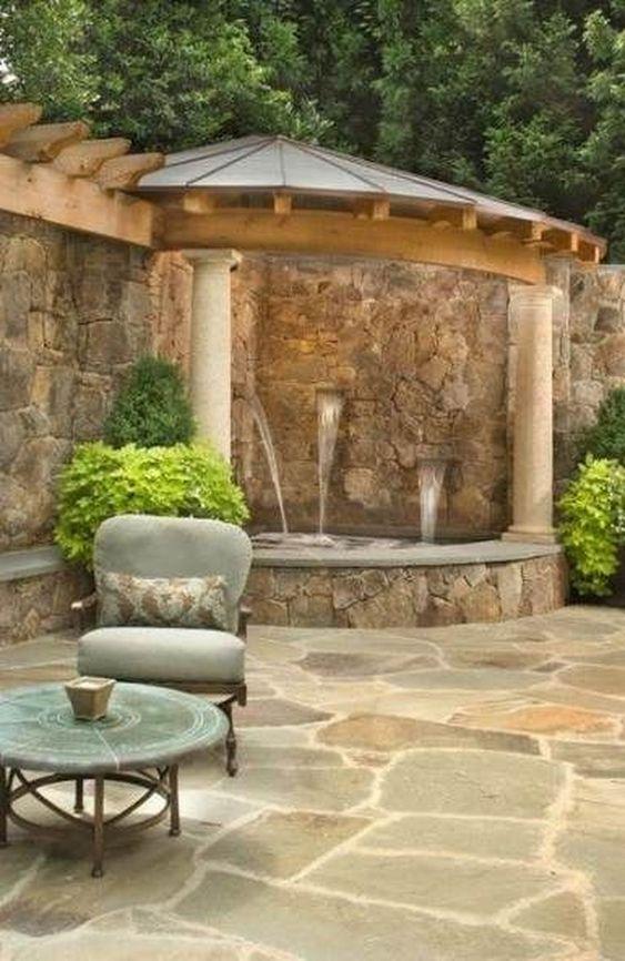 hot tub backyard 7