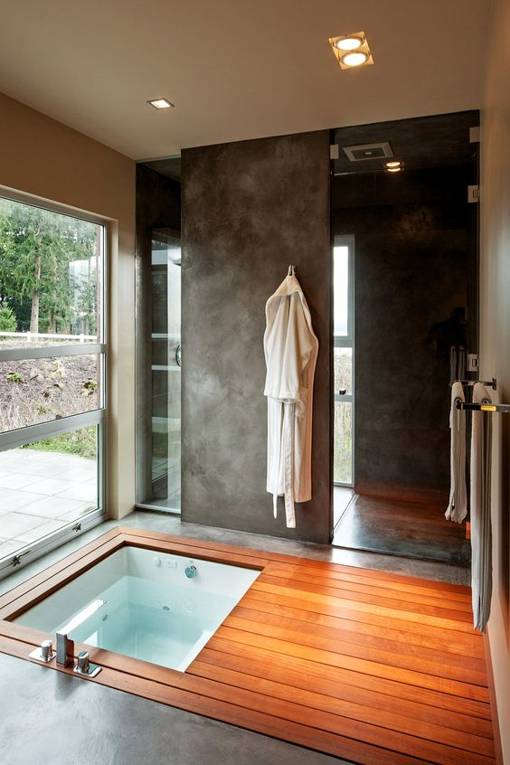 Indoor Hot Tub: Make Your Private Spa