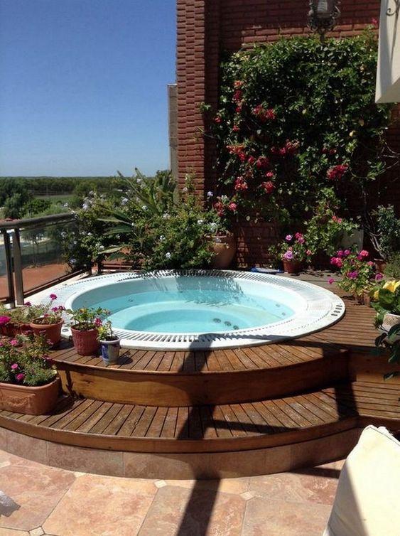 inground hot tub 16