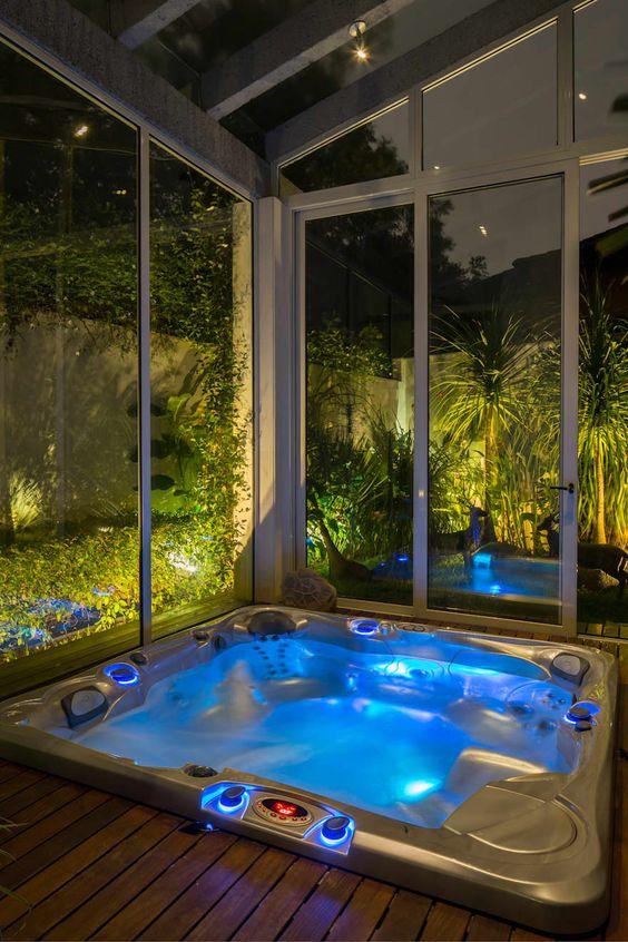 Inground Hot Tub: Make It Eye-Catching