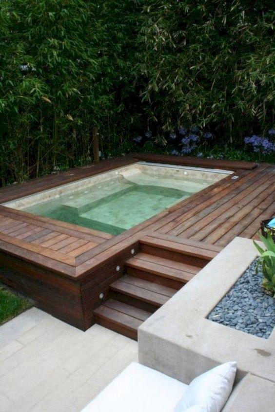 small hot tub 19