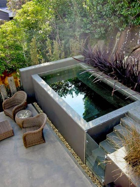 small swimming pool ideas 13