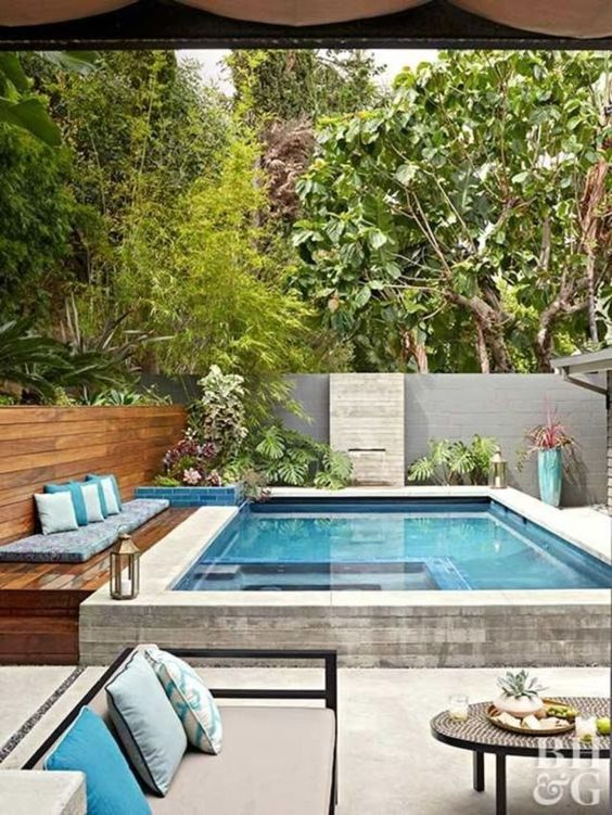 small swimming pool ideas 24