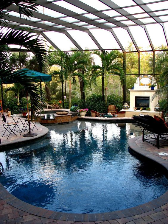Swimming Pool Ideas: Freshly Looking