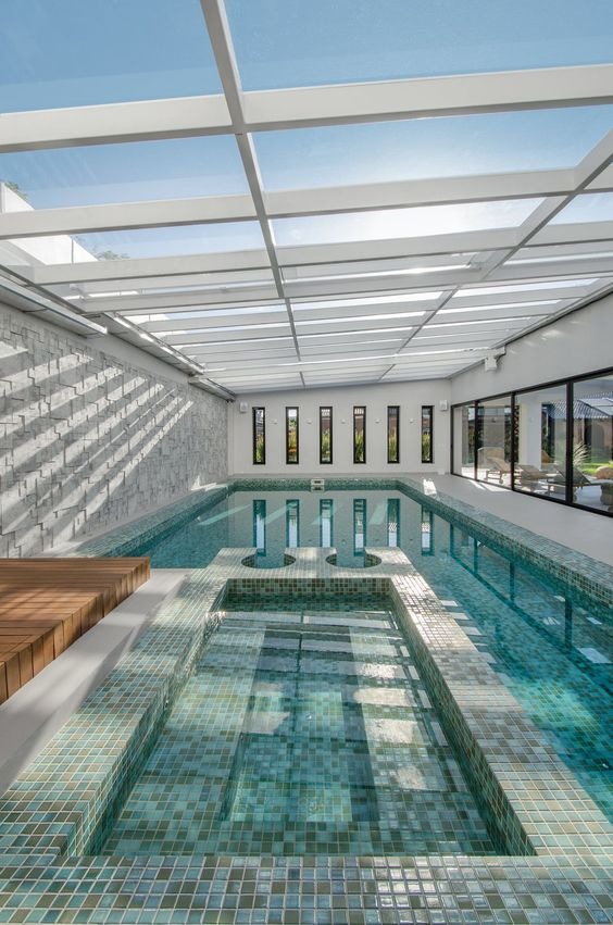 swimming pool indoor ideas 13