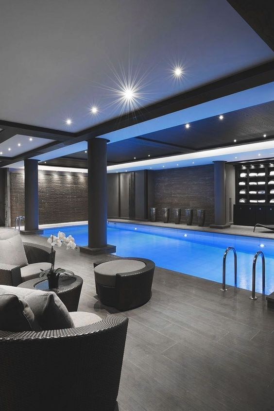 swimming pool indoor ideas 23