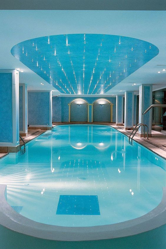 Swimming Pool Indoor Ideas: Make It Breathtaking