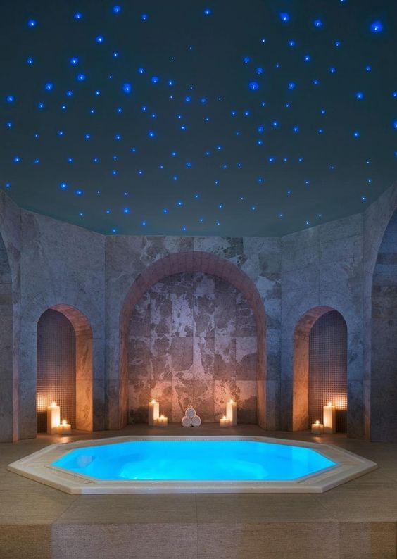 Swimming Pool Indoor Ideas: Dreamy Pool