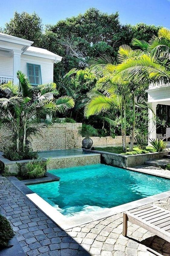 Swimming Pool Inground Ideas: Keep It Simple