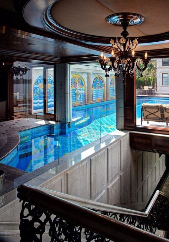 Swimming Pool Luxury Ideas: Aesthetically Pleasing