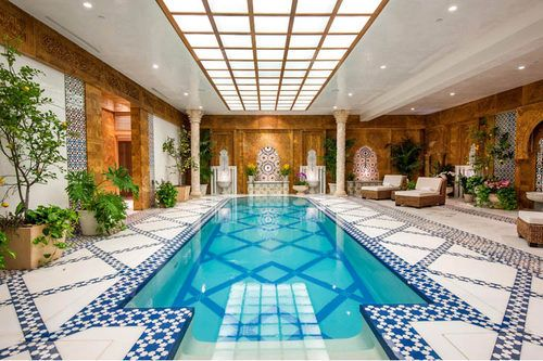 swimming pool luxury ideas feature