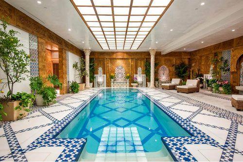 swimming pool luxury ideas feature