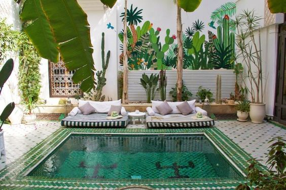 swimming pool tiles ideas feature