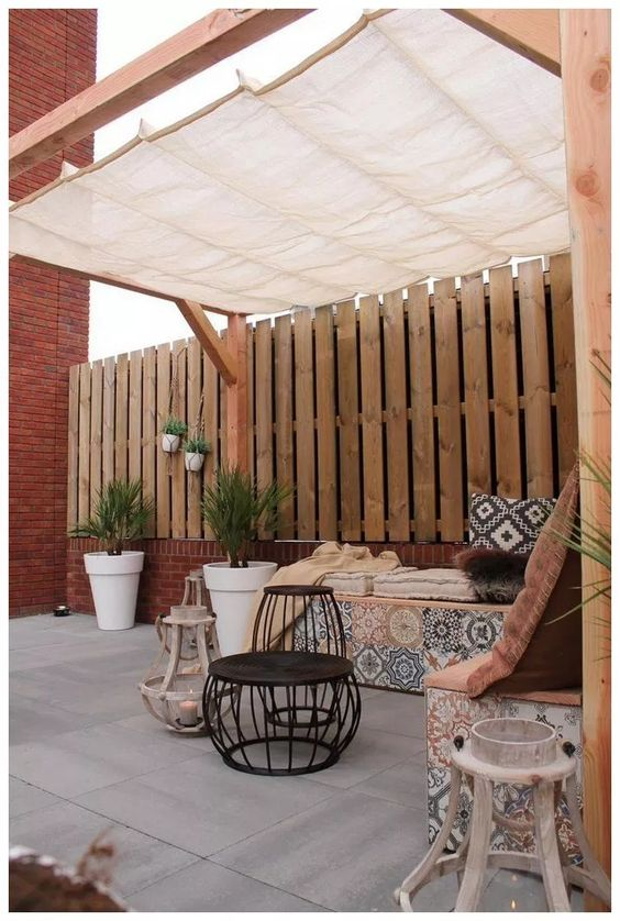 backyard canopy ideas 14