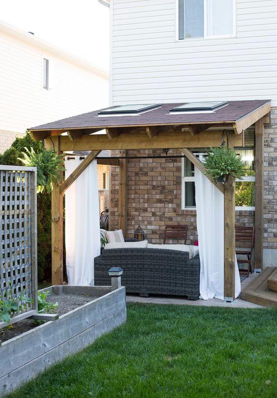 backyard canopy ideas 15