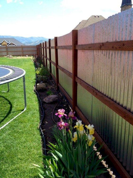 backyard fence 12
