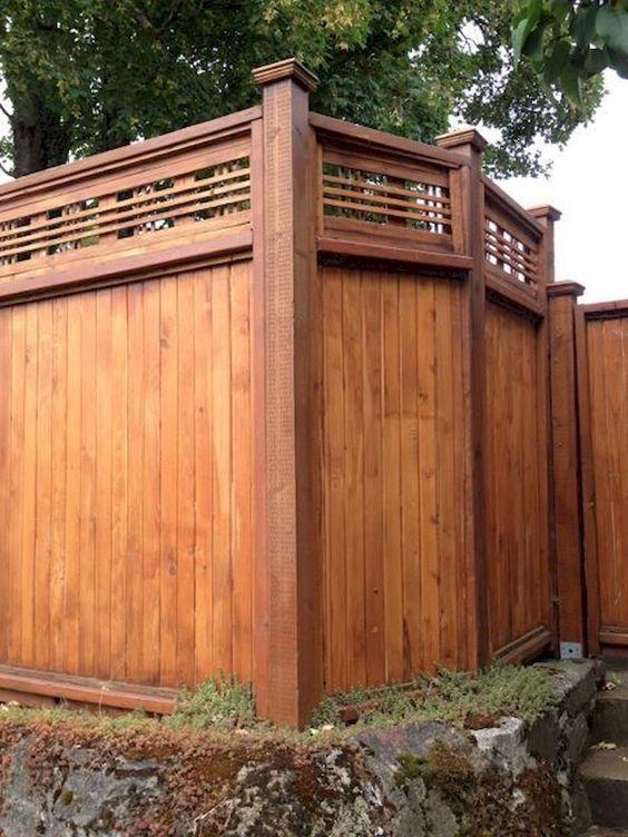 backyard fence 18